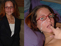 WifeBucket Pics | She looks prettier after a huge facial