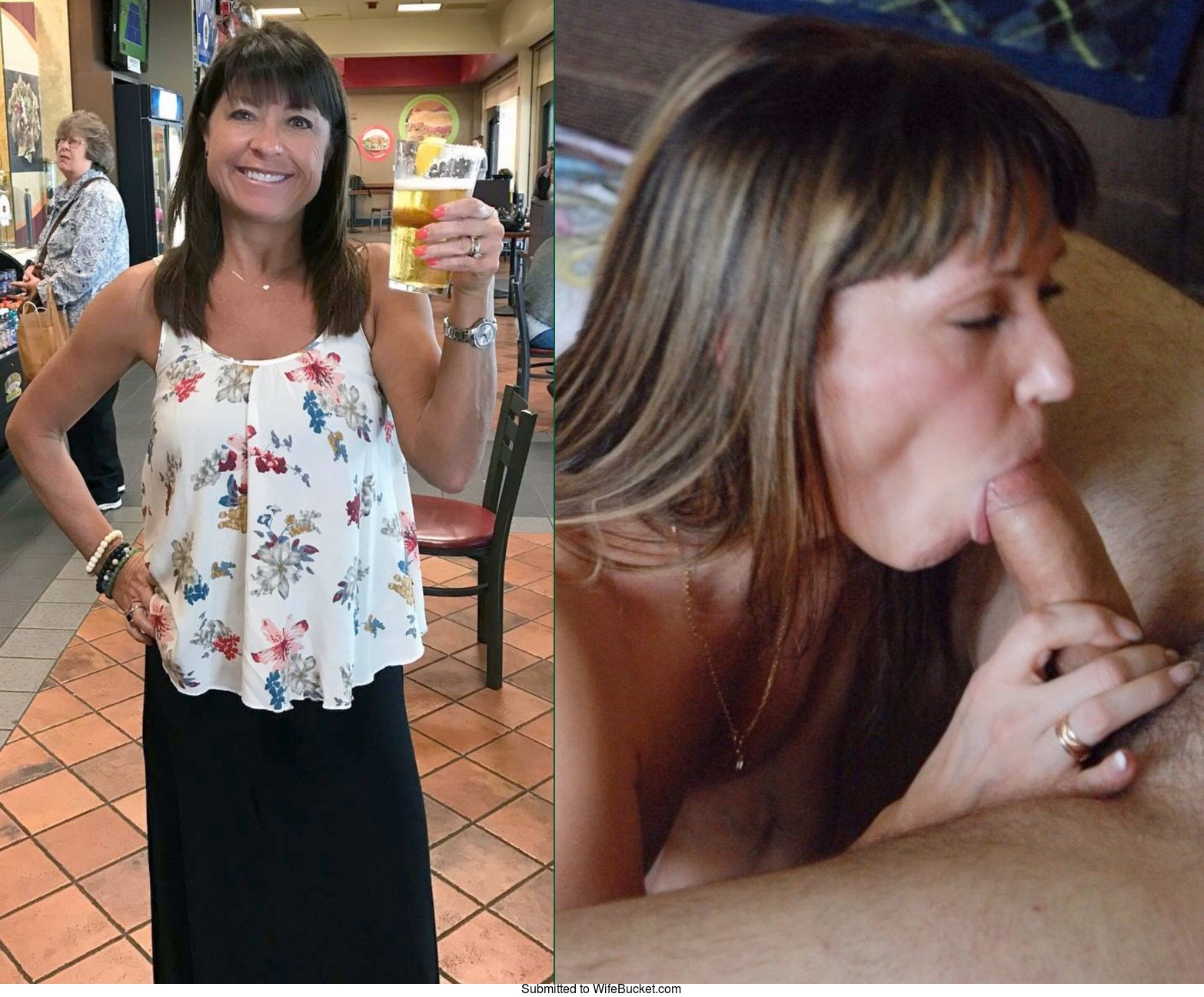 Wifebucket  Why Does Wifebucket Love Before-After Porn Pics-5003