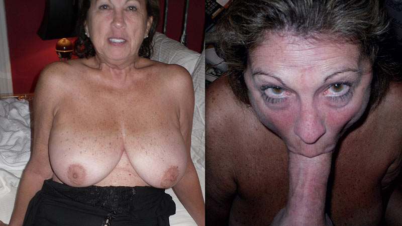 Mature wife bj tits