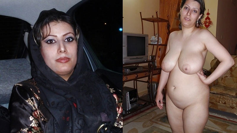 Milf before and after naked 2