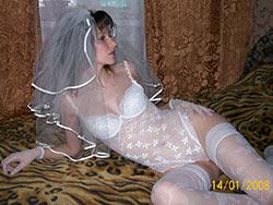 Real nudes of hot amateur brides