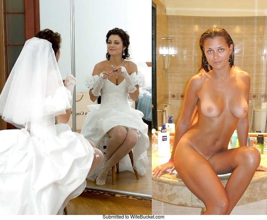 Photos naked bride