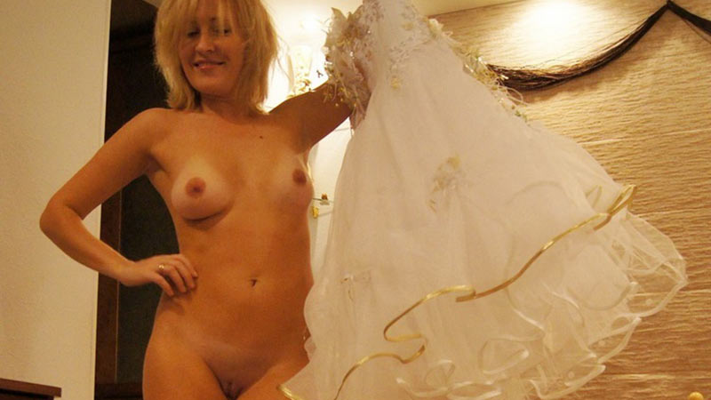 amateur nude older brides