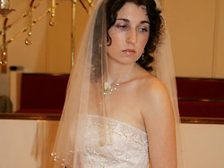 WifeBucket Pics | Beautiful bride naked