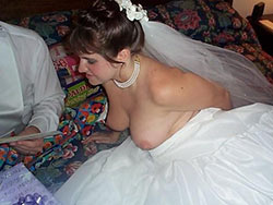 Sex pics with real brides