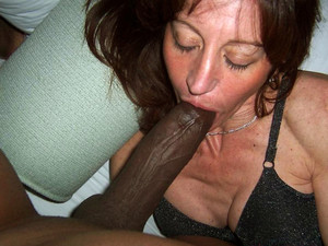 Some women out there are really curious about black cocks - are they as big as the legend says? Will it hurt? Can I fit it all inside? 😉 Interracial fucking is not everyone's cup of tea but these hotwives and MILFs sure love drinking from the black kettle... 😈 This gallery is a compilation of different white wives - some married, some not - getting blacked in the pussy, ass, and mouth. Did it hurt? Judging by their satisfied faces - even if it did, the pleasure was so worth it :-P