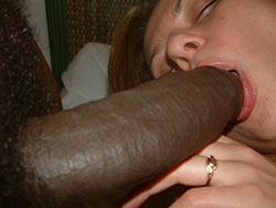 Pics of a cheating wife shared with a big black cock