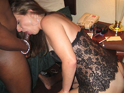 Mixed gallery of white wives getting blacked