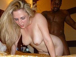 JULIET: Blacks screwing white wife