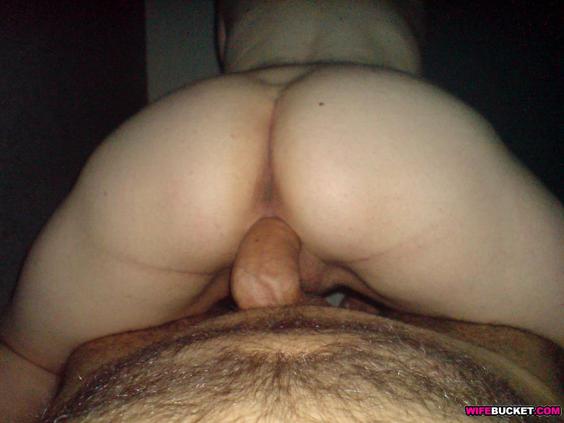 Cheating wife rides her lover