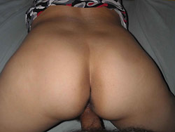 Mature Latina wife fucked at home
