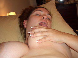 Gallery of a real amateur wife fucked at home