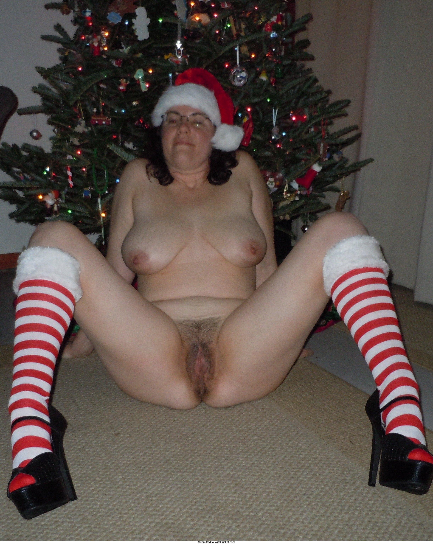 Christmas fuck mature