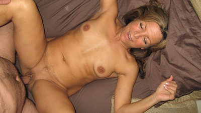 Horny mature wife gets multiple orgasms