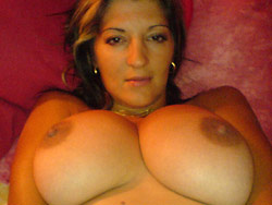 User-submitted nudes of a real amateur wife