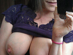 WifeBucket Pics | Bigtit wife submitted her nude selfies