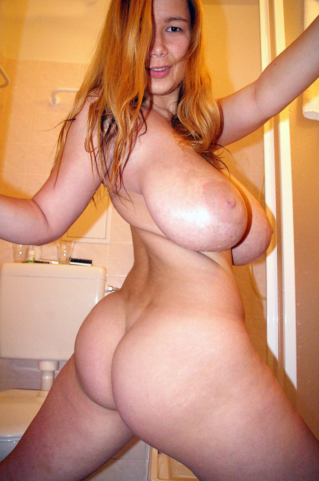 Nude pics of real amateur wife