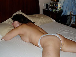 Nude pictures of mature wife