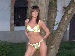 Gallery of a hot mature wife naked