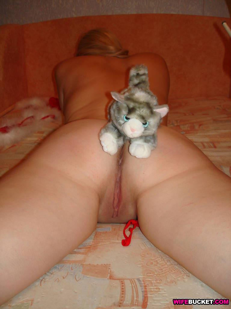 Nude pics from a real amateur wife