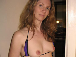 Gallery of naked MILF selfies