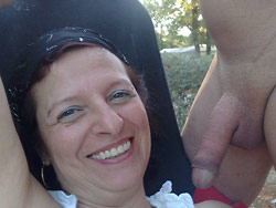 User-submitted gallery of a naked wife over 40