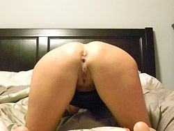 Nude selfies from a real amateur wife