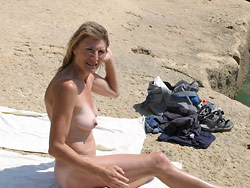 Nude pics of an amateur wife over 40
