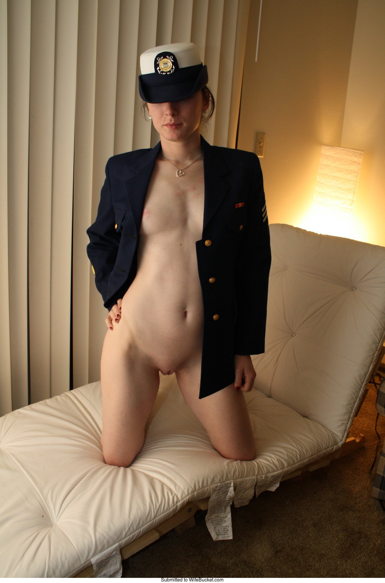 Wifebucket  Naked Army Women - Dangerous But Very Hot-6556