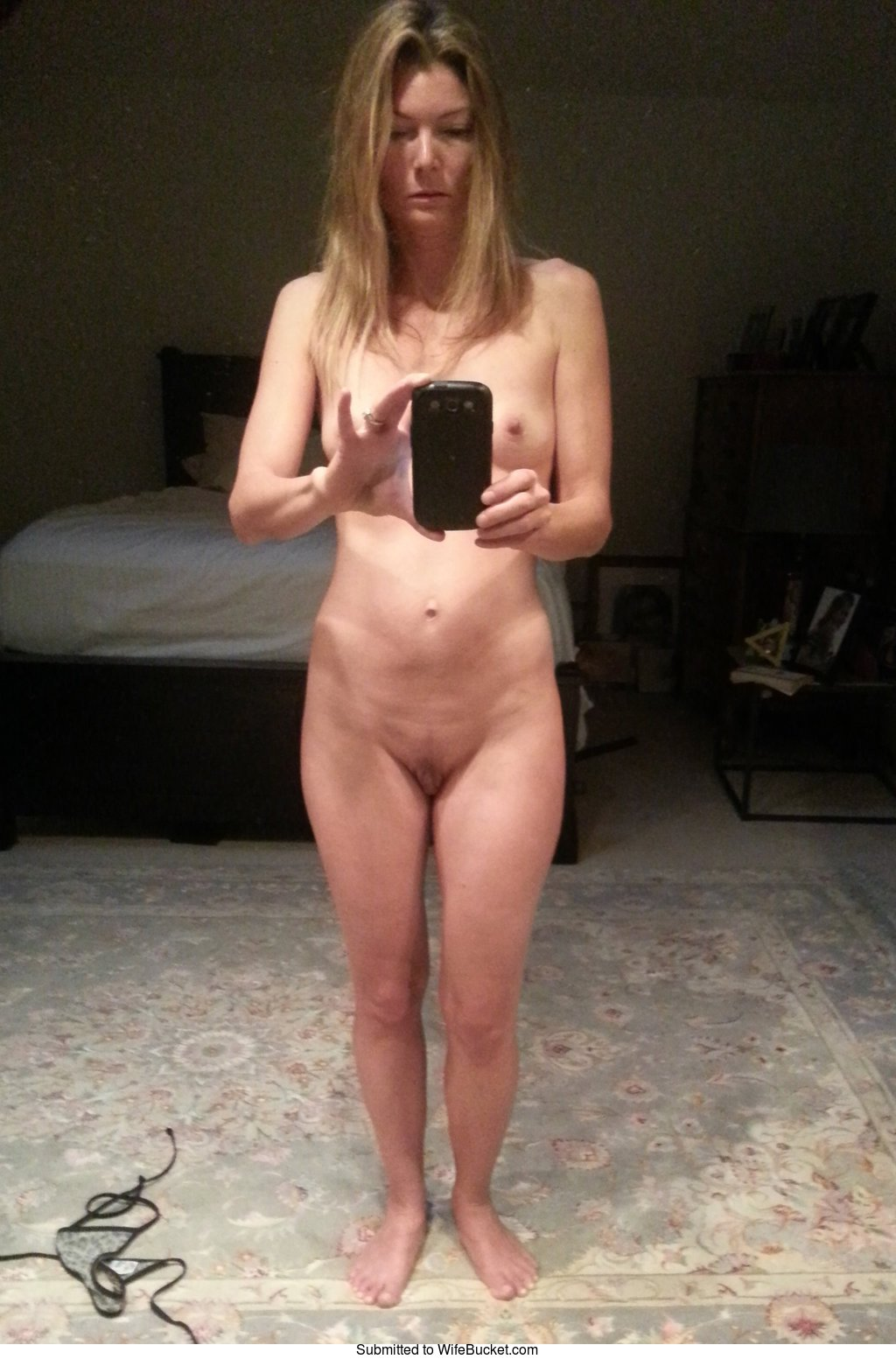 Wifebucket  More Shameless Nude Selfies From Average Wives-9656