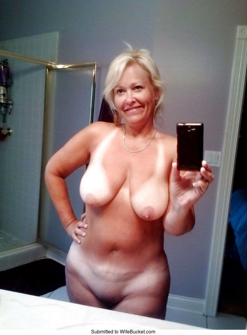 Real women nude selfies