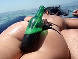 Arab wife threesome sex pics