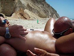 WifeBucket Pics | Arab wife real threesome pics