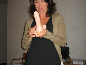 Sluts will always be sluts - regardless of age. Edith is a hot and sexy mature wife over 40 who still enjoys getting shared around and tasting new cocks - and what a better place to do that at the swingers' party!  You will see Edith in homemade threesomes, real orgies, and even the odd gangbang - download the full gallery inside Wife Bucket!