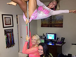 WifeBucket Pics | Real MILFs gangbanged at the swinger party