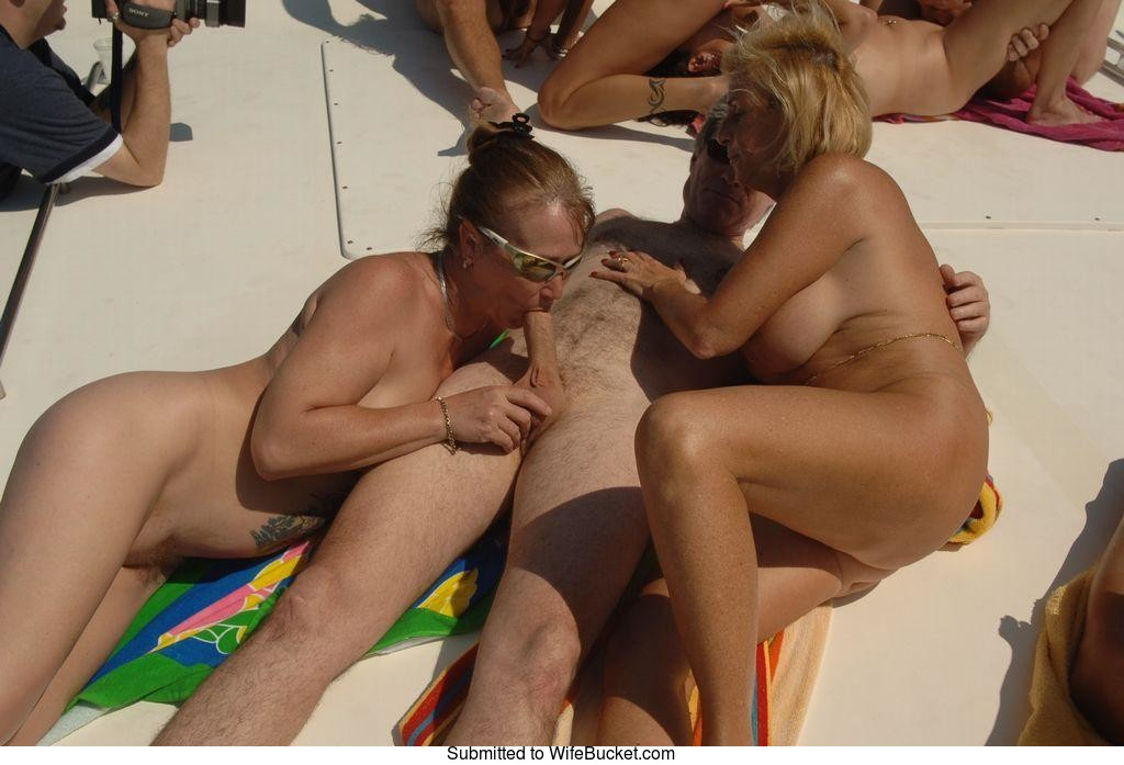 Miami beach swingers