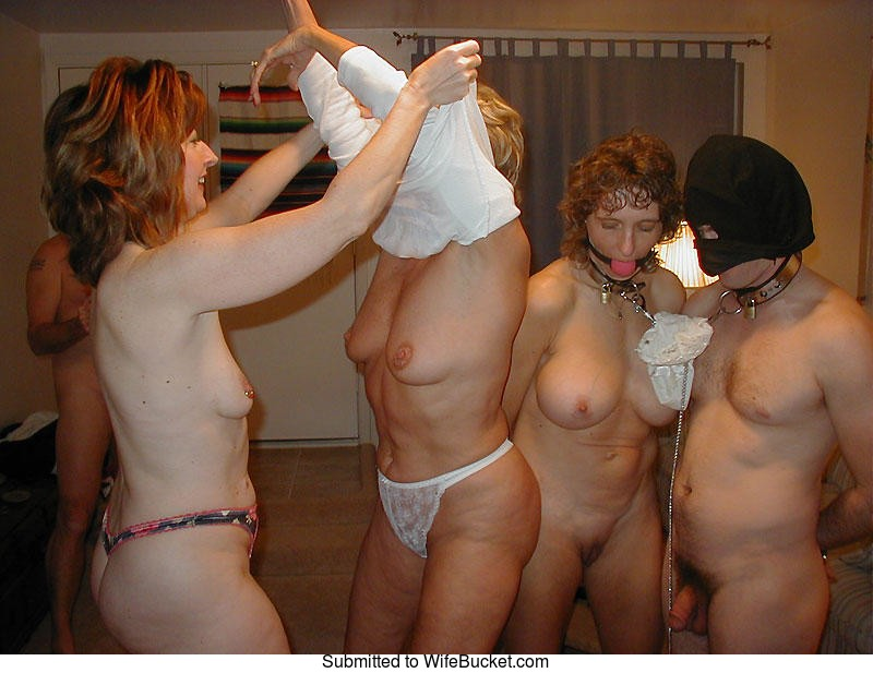 real amateur submissive wives gangbang on honeymoon