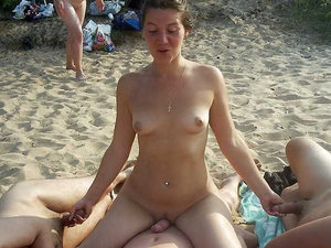 Kinky young friends went on the beach, had a few drinks, got some tan, and then had an orgy behind a dune.