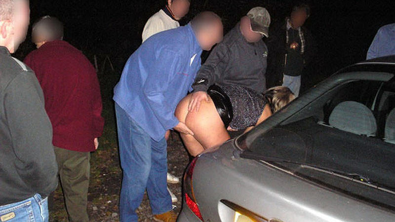 Drunk Wife Fucked Party