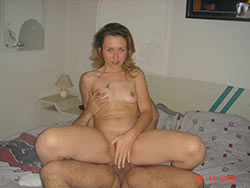 Photos of cheating wife in a threesome
