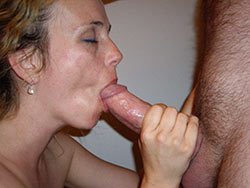 Fucking a real mature wife