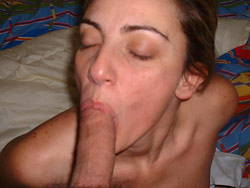 Home sex pics of a hot wife over 40