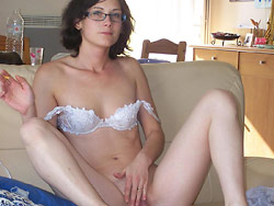 Homemade blowjobs from a real amateur wife