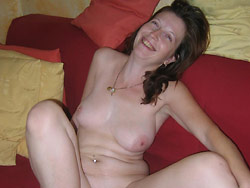 Blowjob pics from a real wife over 40
