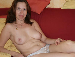 Nude pics from a real wife over 40