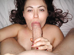 Cuckolding wife in a real MMF threesome