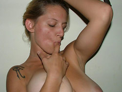 Homemade nude pics of a hot wife over 40