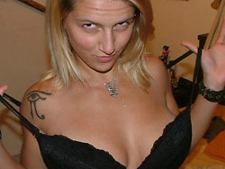 Hot amateur wife getting naked