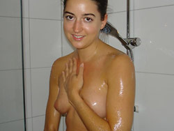 Amateur sex pics from the honeymoon