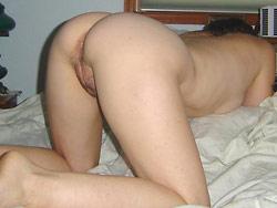 Nude pics of a beautiful amateur MILF